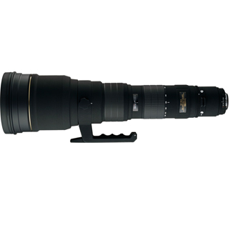 SIGMA AF APO300-800mmF5.6EX DG HSM(FOR CANON)
